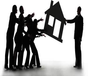 arrendador y arrendatarios