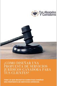 Propuestas de servicios jurídicos